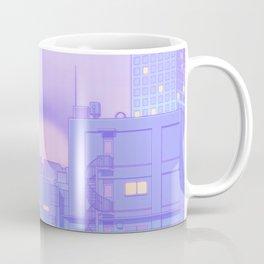 Blue Nostalgia Coffee Mug