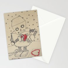 Getting ready Stationery Cards