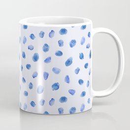 Blue vibes #3 || watercolor Coffee Mug