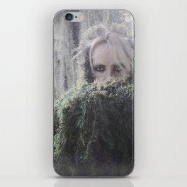 "Vamplified ""Hoodoo on the Bayou"" iPhone Skin"
