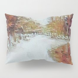 """"""" Fall In The Country """" Pillow Sham"""