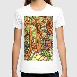 Outono sepia T-shirt
