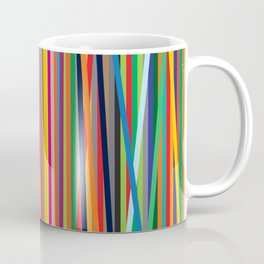 STRIPES STRIPES STRIPES Coffee Mug