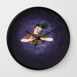 Thread of life Wall Clock