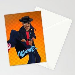 Shabba Doo as Ozone Stationery Cards