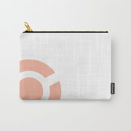 Pink Pokeball Carry-All Pouch