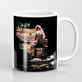 Live weird piano Coffee Mug