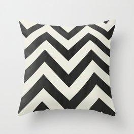 Twin Peaks Minimalist Poster Throw Pillow