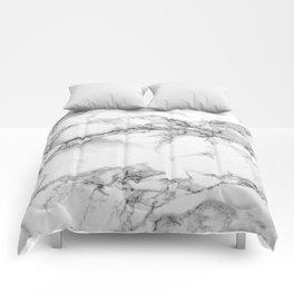 Marble - Gray Comforters