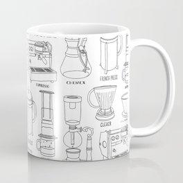 Coffee Brewing Coffee Mug