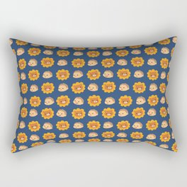 Alistair and Guardian Lion-O Rectangular Pillow