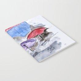 Free Umbrellas Notebook