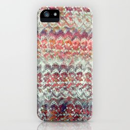 Nana's Lace Repeat  iPhone Case