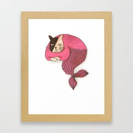 mercat Framed Art Print