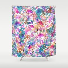 Palmtastic Shower Curtain