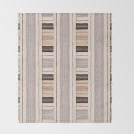 Flat Weavin 3 Throw Blanket