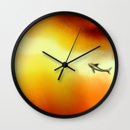 Find your way - Marcello Cicchini Wall Clock