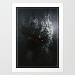lurker Art Print