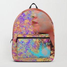 Mask of Impressionism Backpack