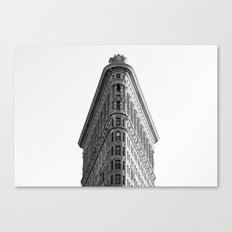NYC - Flat Iron Canvas Print