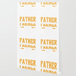 Great Tee For Farmer_ Father's Day Shirt For Dad From Kids Wallpaper