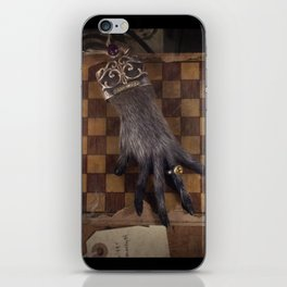 The Monkey's Paw iPhone Skin