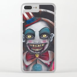 Don't you like Clowns? Clear iPhone Case
