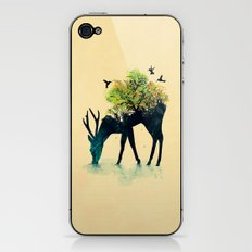 Watering (A Life Into Itself) iPhone & iPod Skin