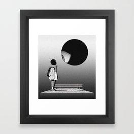 原点 - ORIGIN Framed Art Print