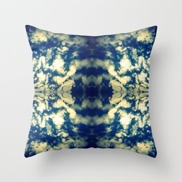 Cloudmatic Throw Pillow