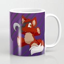 Foxie Plushie Coffee Mug