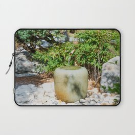 Japanese garden 6 Laptop Sleeve