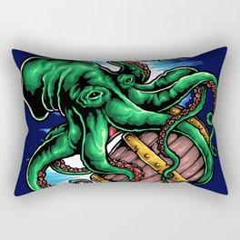 Octopus King Rectangular Pillow