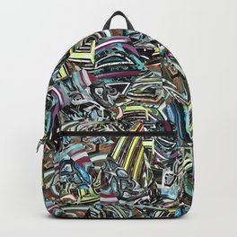 Origami Four Backpack