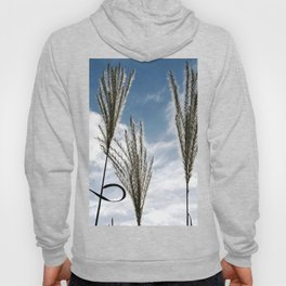 GRASSES in AUTUMWIND  Hoody