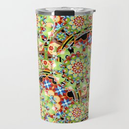 Design Confections Mandala Travel Mug
