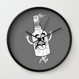 HOPPY'n'HAPPY! Wall Clock