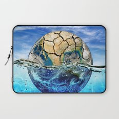 Global Warm Laptop Sleeve