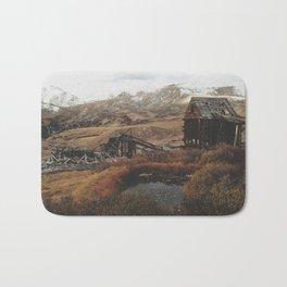 Mountain Mill Bath Mat