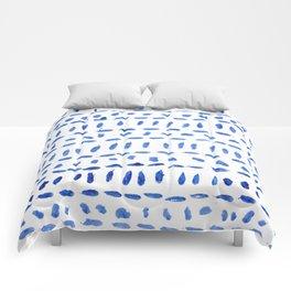Ultra Blue I Comforters