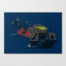 Back to Glorious Age Canvas Print