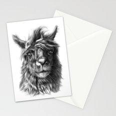 Cute Llama G2013-068 Stationery Cards