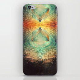 kryypynng dyyth iPhone Skin