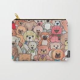 Teddy bears Carry-All Pouch