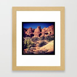 Arches 2 Framed Art Print