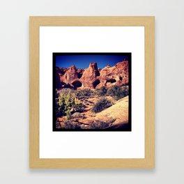 Arches 2 Framed Art Print