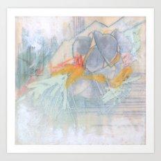 Oven Bird (The Sweven Project) Art Print