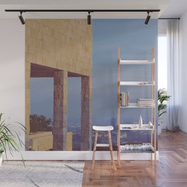 Elevated View Wall Mural