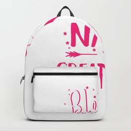 Great Nana T-Shirt Nanas Great Nana T-Shirt Backpack