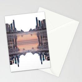 Pixel Art Print Stationery Cards